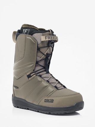 Boty na snowboard Northwave Freedom Sl (brown)