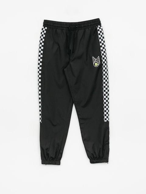 Kalhoty DGK Finish Line (black)