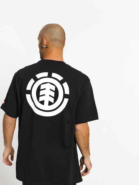 Tričko Element Primo Icon (flint black)
