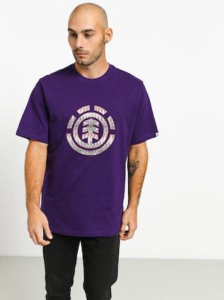 Tričko Element Seeker Icon (acai)