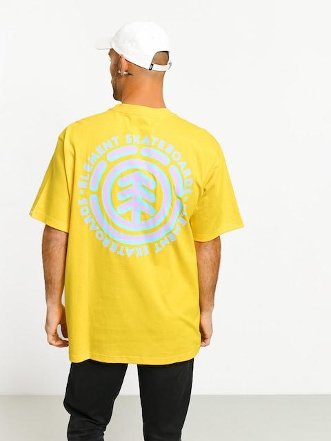 Tričko Element Chrome (bright yellow)