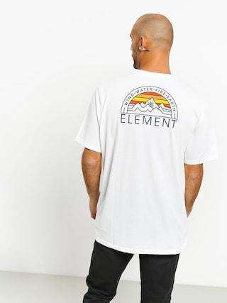 Tričko Element Odyssey (optic white)