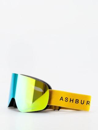 Bru00fdle na snowboard Ashbury Sonic (gold)