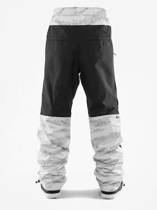 Snowboardovu00e9 kalhoty  ThirtyTwo Sweeper (white/camo)