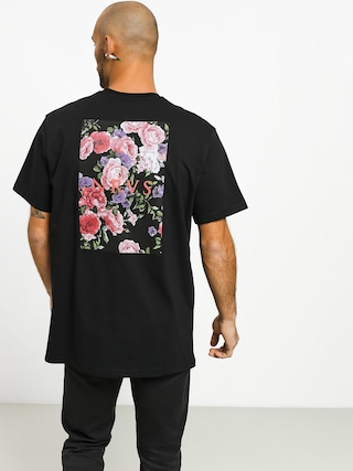 Tričko Nervous Garden (black)