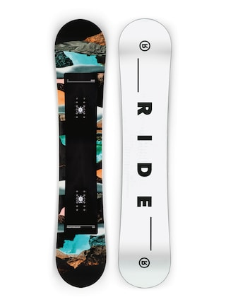 Snowboard Ride Heartbreaker Wmn (white/black)