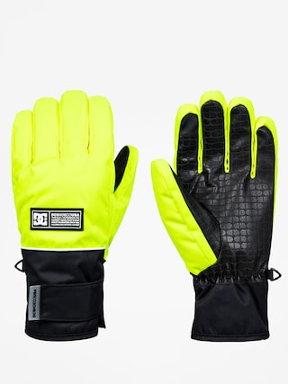 Rukavice DC Franchise Glove (safety yellow)