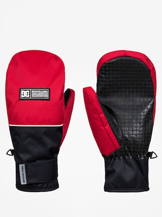 Rukavice DC Franchise Mitt (racing red)