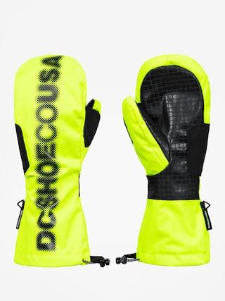 Rukavice DC Headline Mitt (safety yellow)