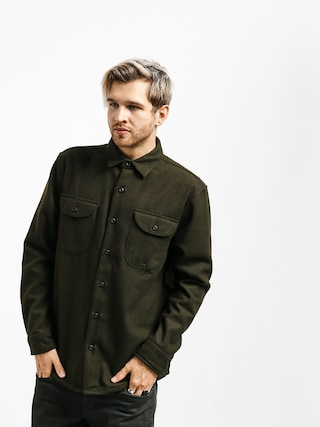 Kou0161ile Emerica Nicholson Wool Shirt (army)