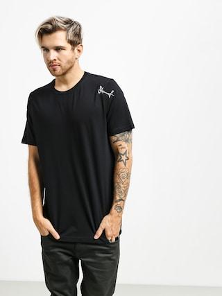 Tričko Stoprocent Small Tag (black)