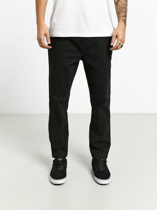 Kalhoty Etnies Monitor Chino (black)