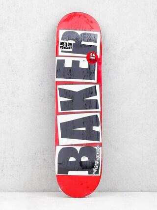 Deska Baker Brand Logo (red/black)