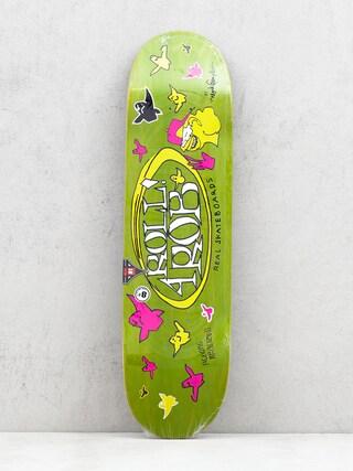 Deska Real Roll 4 Rob By Gonz II (green)