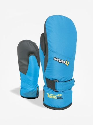 Rukavice Level Junior Mitt (light blue)
