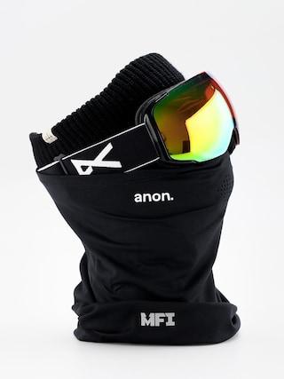 Bru00fdle na snowboard Anon M2 Mfi W Spare (black/sonar green)
