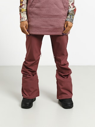 Snowboardovu00e9 kalhoty  Burton Vida Wmn (rose brown)