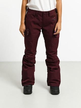 Snowboardové kalhoty  Burton Gloria Ins Wmn (port royal)
