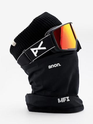 Bru00fdle na snowboard Anon M3 Mfi W Spare (black/sonar red)