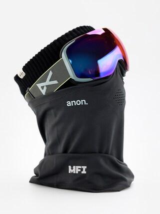 Bru00fdle na snowboard Anon M2 Mfi W Spare (gray pop/sonar infared blue)