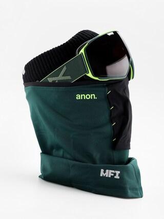 Bru00fdle na snowboard Anon M4 Toric (green/sonar smoke)