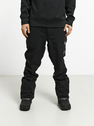 Snowboardovu00e9 kalhoty  Volcom Stretch Gore Tex (blk)