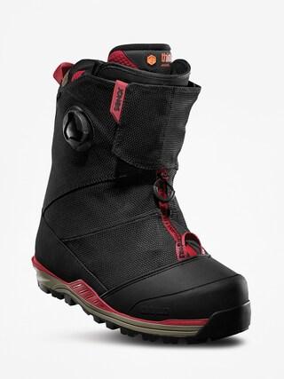 Boty na snowboard ThirtyTwo Jones Mtb (black/tan/red)