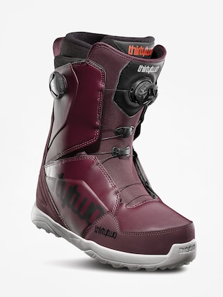 Boty na snowboard ThirtyTwo Lashed Double Boa (maroon/black/white)