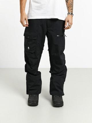 Snowboardovu00e9 kalhoty  Quiksilver Utility (black)