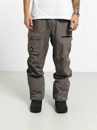 Snowboardovu00e9 kalhoty  Quiksilver Utility (castlerock)