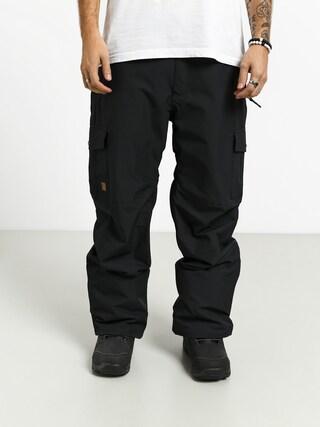 Snowboardovu00e9 kalhoty  Quiksilver Porter (black)
