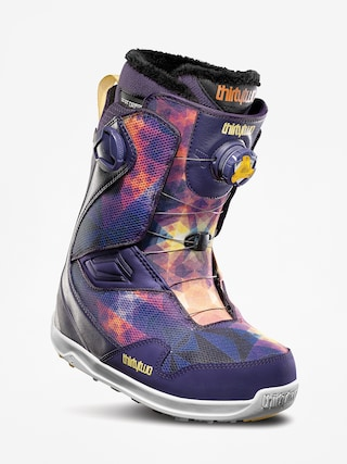Boty na snowboard ThirtyTwo Tm 2 Double Boa Wmn (purple)
