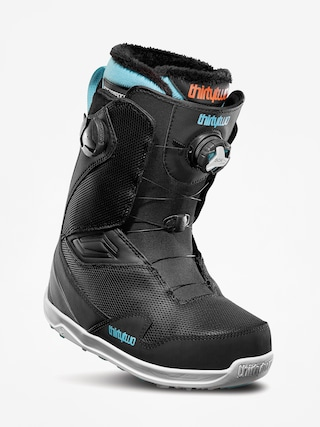 Boty na snowboard ThirtyTwo Tm 2 Double Boa Wmn (black/blue/white)