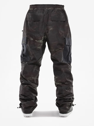 Snowboardovu00e9 kalhoty  ThirtyTwo Fatigue (brown/camo)