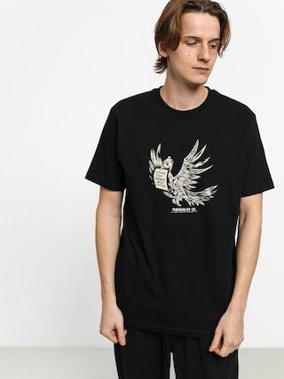 Tričko Turbokolor Supporter (black)
