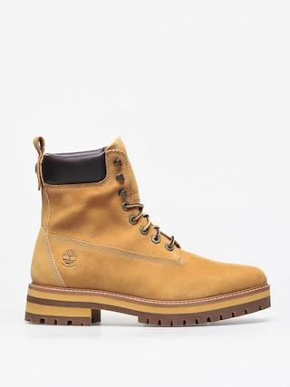 Zimnu00ed boty Timberland Courma Guy (medium brown nubuck)