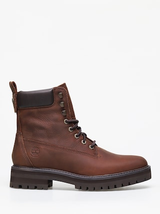 Zimnu00ed boty Timberland Courma Guy (dk brown full grain)