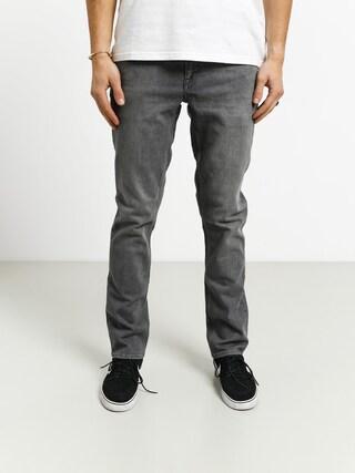 Kalhoty Volcom 2X4 Denim (grey vintage)