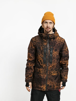Snowboardovu00e1 bunda Volcom Stone Gore Tex (che)