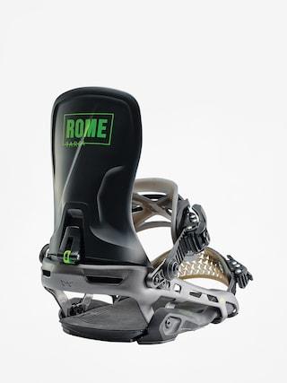 Snowboardovu00e9 vu00e1zu00e1nu00ed Rome Targa (black)