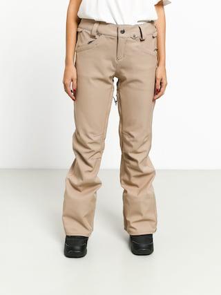 Snowboardovu00e9 kalhoty  Volcom Species Stretch Wmn (snd)