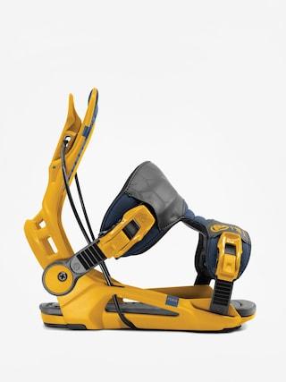 Snowboardovu00e9 vu00e1zu00e1nu00ed Flow Fenix (mustard)