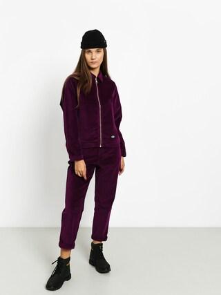 Kalhoty Dickies Alexandria Wmn (aubergine)