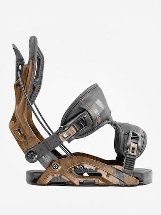 Snowboardovu00e9 vu00e1zu00e1nu00ed Flow Fuse (brown)