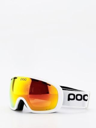 Bru00fdle na snowboard POC Fovea Clarity (hydrogen white/spektris orange)