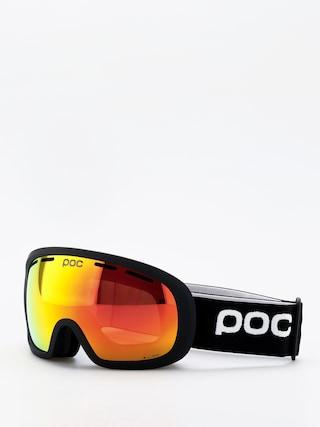 Bru00fdle na snowboard POC Fovea Mid Clarity (uranium black/spektris orange)