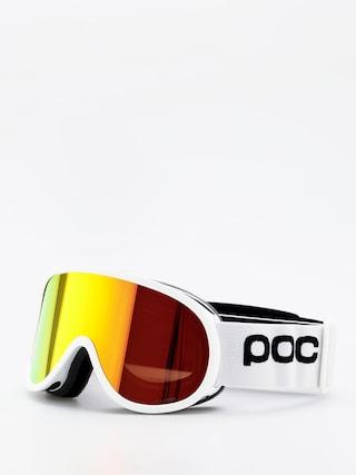 Bru00fdle na snowboard POC Retina Clarity (hydrogen white/spektris orange)
