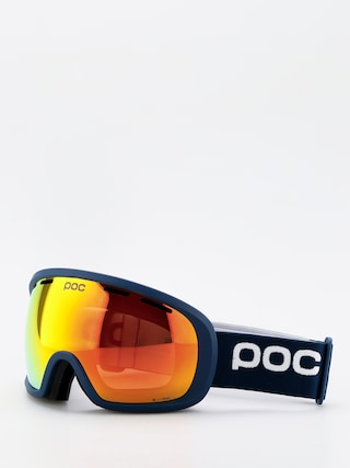 Bru00fdle na snowboard POC Fovea Clarity (lead blue/spektris orange)