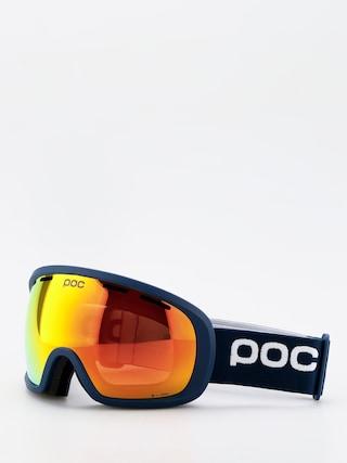 Brýle na snowboard POC Fovea Clarity (lead blue/spektris orange)