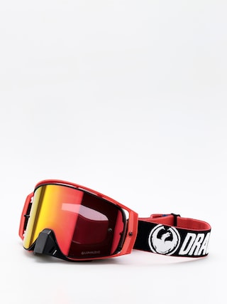 Brýle na snowboard Dragon NFX2 (factory/lumalens red ion/10pkto/lenshi)